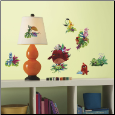 Angry Birds Movie Wall Decals Set
