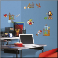 Angry Birds 2.0 Wall Decals Set