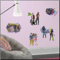 Descendants Animated Wall Decals Set