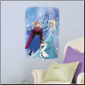 Disney Frozen Magic Giant Graphic Wall Decal