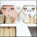 Mickey and Minnie Emojis Wall Decals