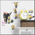Despicable Me 3 Wall Decals