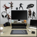 Black Panther Wall Decals