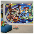 Toy Story 3 XL Prepasted Wallpaper Mural