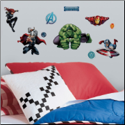 Avengers Assemble Wall Decals