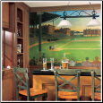 Baseball Under the Lights XL Prepasted Wallpaper Mural