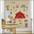 Big Top Circus Wall Decals