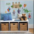 Dragon Hunter Wall Decals