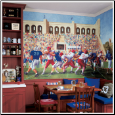 Football Stadium XL Prepasted Wallpaper Mural