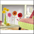 Gerber Daisies Wall Decals