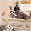 Safari Animals Wall Decals