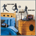 Sports Silhouettes Wall Stickers