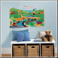Thomas and Friends Giant Wall Decal