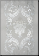 "Chateau Etched Glass Window Film 12"" x 83"""