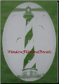Hatteras Lighthouse Window Decal
