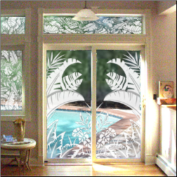 Decorating Glass Entry Doors and French Doors