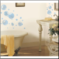 Bubbles Wall Decals