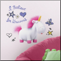 Despicable Me 3, I Believe in Unicorns Giant Wall Decals