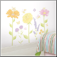 Fairy Garden MegaPack Decal Mural