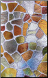 "First Stained Glass Decorative Window Film 24"" x 36"""