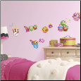 Shopkins Peel and Stick Wall Decals