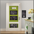 Chalkboard Wall Decals (Set of 4)