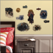 Fantastic Beasts Peel and Stick Wall Decals