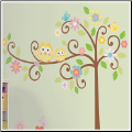 Scroll Tree MegaPack Decal Mural