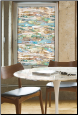 Privacy Stained Glass Window Film