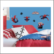 Ultimate Spider-Man Wall Decals