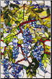 "Wisteria Decorative Window Film 24"" x 36"""