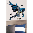 Batman Giant BOLD JUSTICE Wall Decal