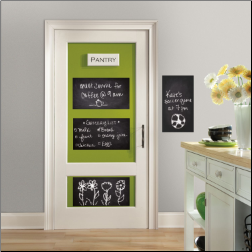 Chalkboard Panels Wall Decals