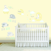Sweet Dreams Giant Wall Decals Set