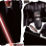 Darth Vader Peel & Stick Wall Decals