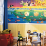 Noah's Submarine Prepasted Wall Mural