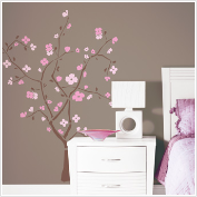 Spring Blossom Giant Wall Decal