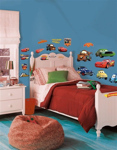 Disney Cars Wall Decals ...