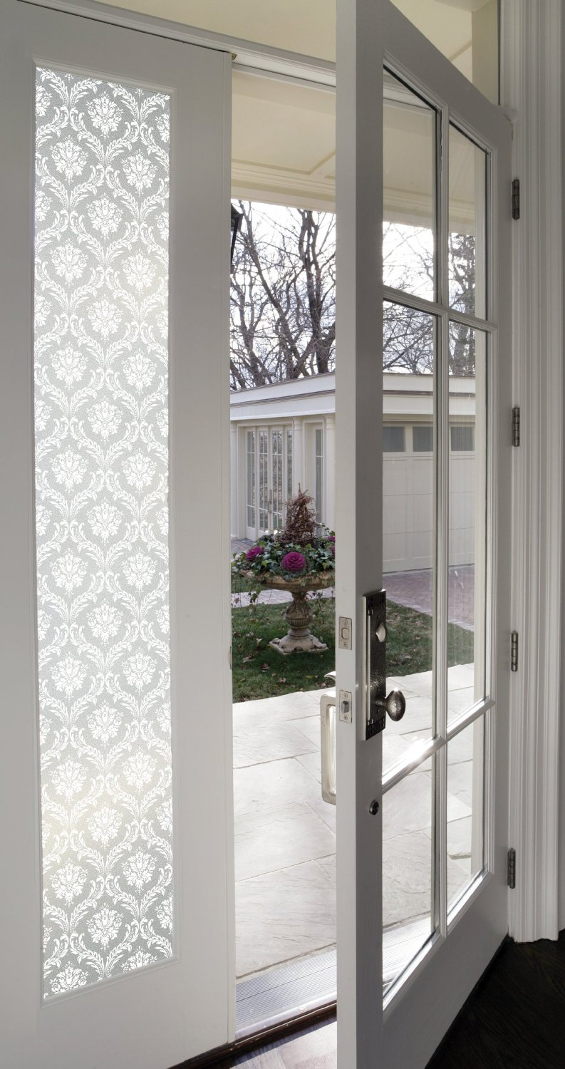 Opus Textured Etched Glass Window Film