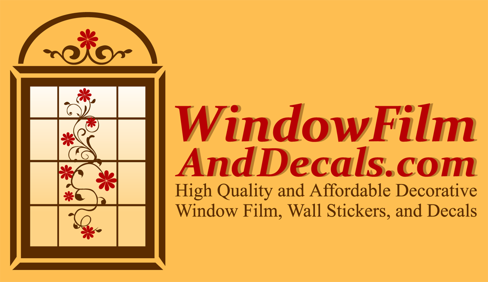 Stained Glass Window Film Privacy Window Film Window